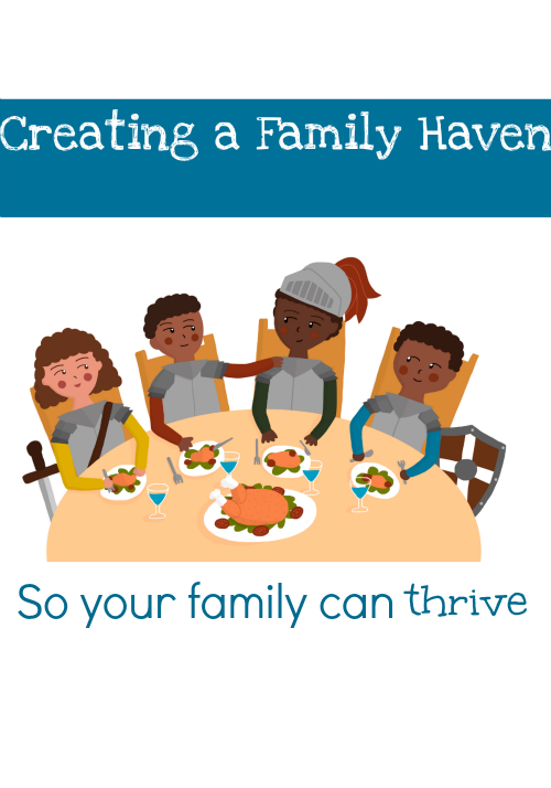 Creating a family haven