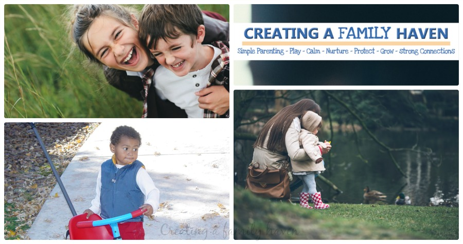 Creating a family haven so your family can thrive